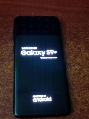 IMPECABLE Samsung S9 plus importado de EE.UU sin riesgo de