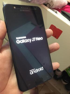J7 Neo Usado Libre 4G Estado 9 de 10