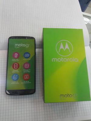 Moto G6 Play en Caja