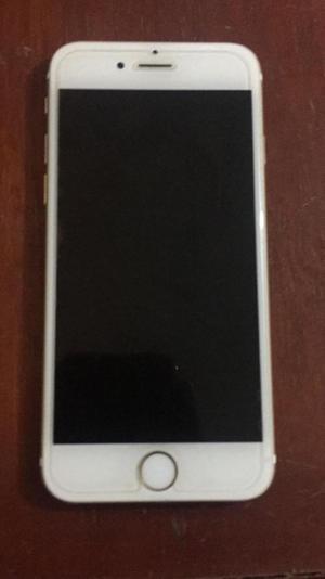 iPhone 6S de 64 Gb vendo o cambio