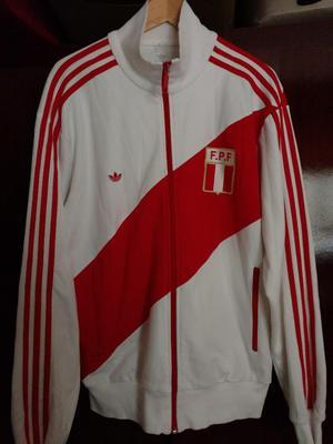 Casaca Adidas Vintage Peru Xl Retro