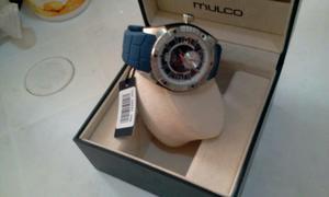 Reloj Mulco Original Unisex Nuevo