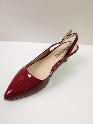 Zapato Rojo Stiletto Para Mujer Usado excelente estado