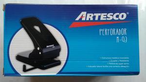 Perforador 60 Hojas 75 gr 2 Huecos M93 Artesco