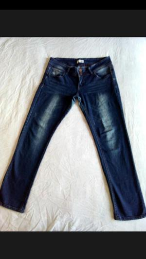 Pantalón Jean Mujer Marca Urb Talla 32
