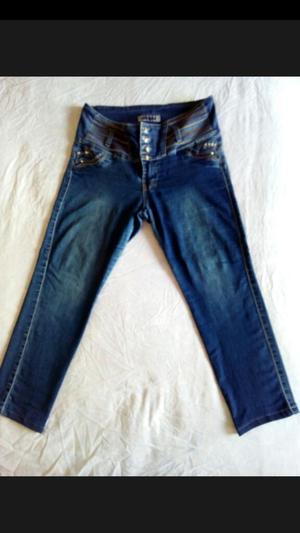 Pantalón Jean Mujer Talla 36