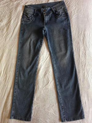 Pantalon Jean Mayra Talla 36 Mujer