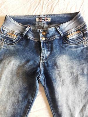 Pantalon Jean Mujer Mayra Talla 36