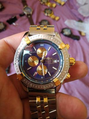 Reloj Breitling Chronomat B Mecanico Automatico