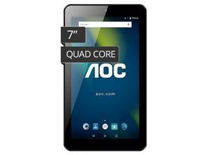 Tablet Aoc A741, Quad Core, 1gb, 8gb, 7 Plg, Doble Camara