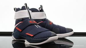 Zapatillas Nike Lebron 10 Soldier a Pedido a 340 Soles