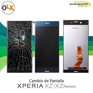 Cambio de Pantalla Sony X, XA, XA ULTRA, XZ, XZ PREMIUM, XA1