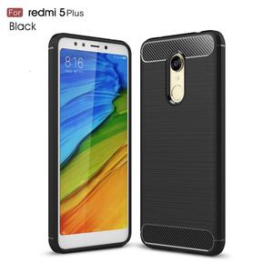 Case Armor Carbono para Xiaomi Redmi Note 5 Plus / Note 5