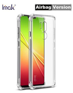 Case Imak Transparente Para Lg G7 Thinq