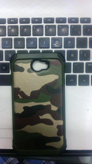 Case Protector Camuflado Ranger Para Huawei Y5 Version 2