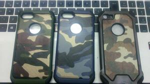 Case Protector Camuflado Ranger Para Iphone 7 7s