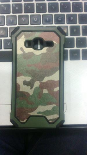 Case Protector Camuflado Ranger Para Samsung J2