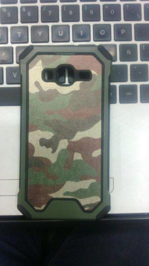 Case Protector Camuflado Ranger Para Samsung J3