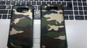 Case Protector Camuflado Ranger Para Samsung J5 Y J7 Prime