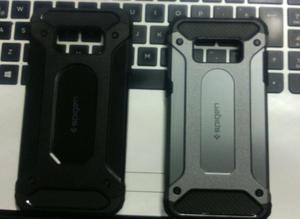 Hard Case Spigen Para Samsung Galaxy S7 Edge Protector
