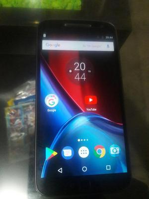 Vendo Motorola Moto G4 Plus 32gb Caraz