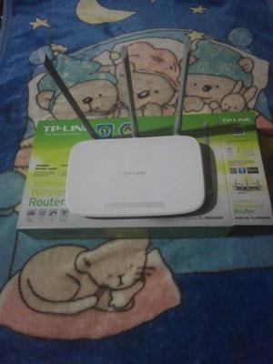 Vendo Router Tp Link 3 Antenas