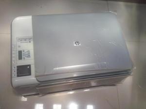 Vendo impresora multifuncional marca HP en buen estado y con