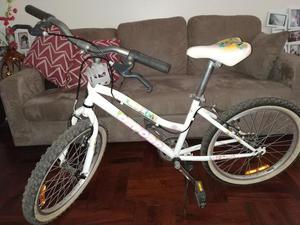Bicicleta Niña Aro 20 Poco Uso