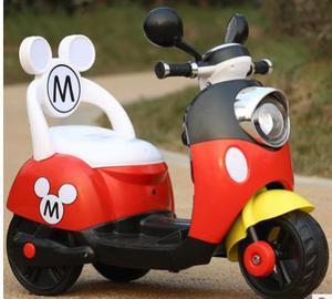 Moto Electrica Modelo Mickey Pre Venta x Mayor Oferta Compra