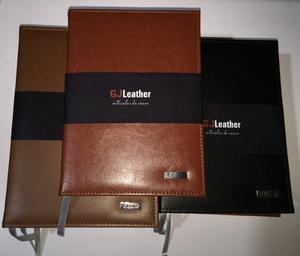 Agenda 2019 Diario 17x24cm En Biocuero - G J Leather