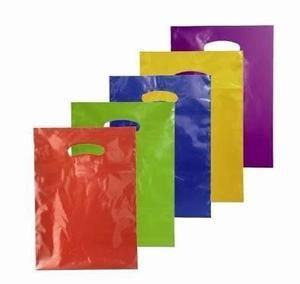 Bolsas De Papel, Plastico, Y Tela Para Tu Tienda!!!