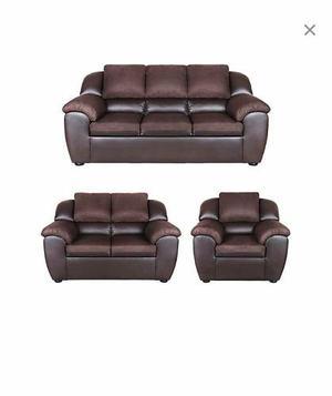 Sofa de cuero importado de saga falabella posot class for Saga falabella muebles de sala ofertas