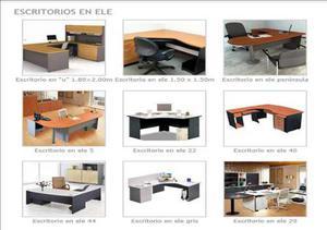 Muebles De Oficina A La Medida, Escritorios, Separadores,etc