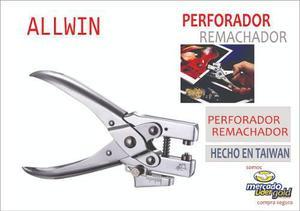 Perforador Remachador Kwtrio 9717 S/. 45.00