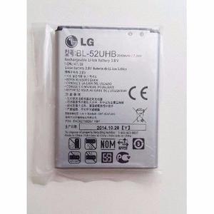 50s Batería Lg D320 D325 D280 D285 L65 L70 Ms323 (bl-52uhb)