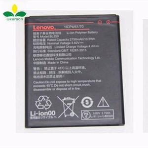 Bateria Tipo Lenovo Bl259 Vibe K5 K32c30 K32c36 2750mah