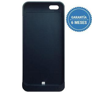 Case Batería Iphone 6 Plus, 6s Plus 8200 Mah Color Negro