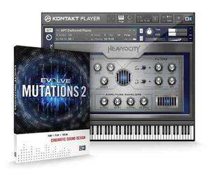 Evolve Mutations 2 | Librería Kontakt - Pc | Mac - Oferta