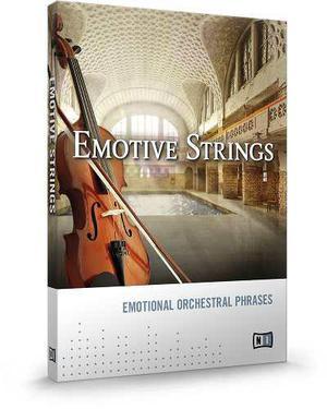 Librería De Cuerdas: Emotive Strings | Kontakt - Pc | Mac