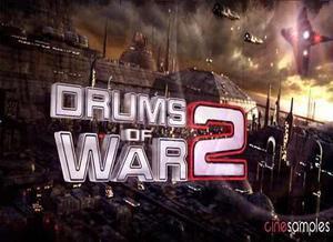 Librería De Percusión: Drums Of War 2 | Kontakt Pc| Mac