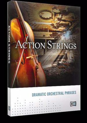 Native Instruments Action Strings Pc| Mac - Para Kontakt