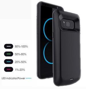 Power Case Batería Cargador Samsung S8 Plus 5500mah