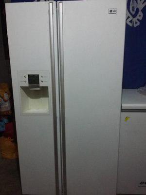 Refrigerador Congelador Lg Modelo: Gc-l217wvk
