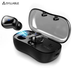 Audífonos inalámbricos Bluetooth Sílaba