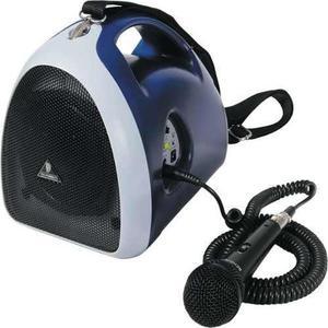 Behringer Epa40 Europort Parlante Portátil 40w C/microfono