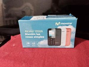 Celular Alcatel 1050a - Totalmente Nuevo Y Sellado