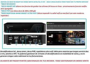 Decodificador Hd Movistar Gestion Deco Smart Hd Movistar