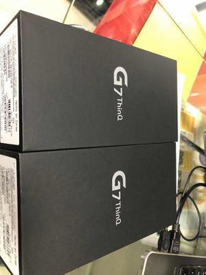 Lg G7 Thinq 64gb Sellado Nuevo + Cover Lg
