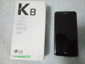 Lg K8 (2017) En Caja - Para Cualquier Operador.