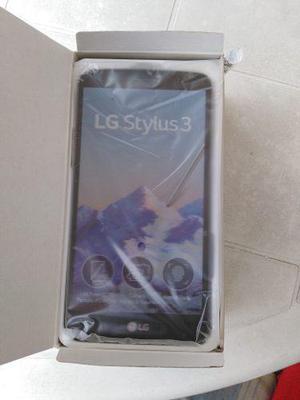 Lg Stylus 3 Nuevo En Caja